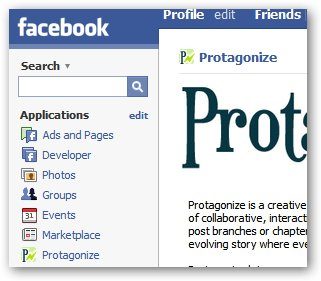 protagonize on facebook