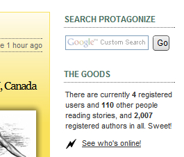 Protagonize hits 2,000 registered authors!