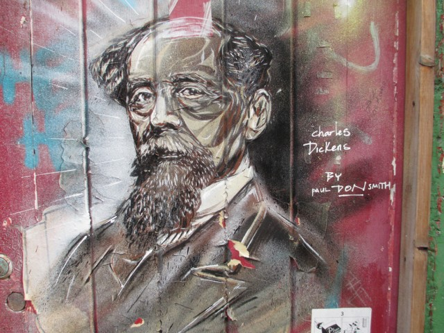 Charles Dickens, courtesy of Matt from London on Flickr